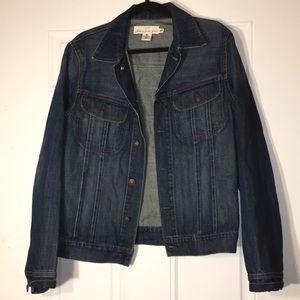 H&M jeans jacket size Medium